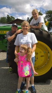 Annual Tractor Cruise Supports ASF