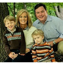 Kathy Rokita and family