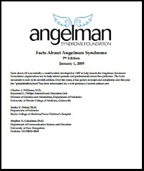 Facts About Angelman Syndrome