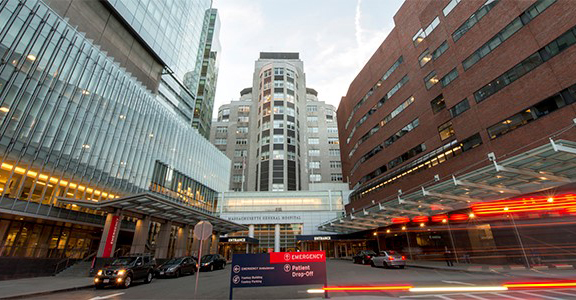 Massachusetts General Hospital in Boston, MA