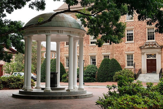 University of Carolina Chapel Hill