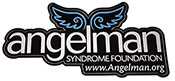 Angelman Syndrome Foundation car decal