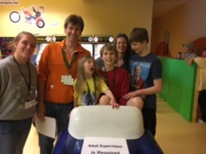 Angelman Syndrome Weekend at Camp for Courageous Kids