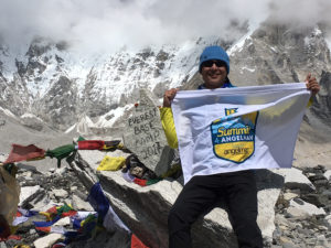 Climbing Everest for Angelman Syndrome