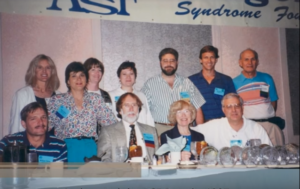 Angelman Syndrome Foundation Board in 1997