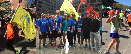 Bank of America Chicago Marathon Windy City Angels