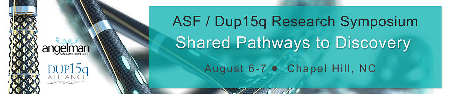 2018 Angelman Syndrome and Dup15q research symposium