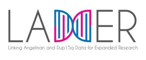 Linking Angelman and Dup15q data for expansion research