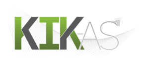 KIK-AS logo