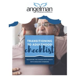 Transitioning to adulthood checklist cover