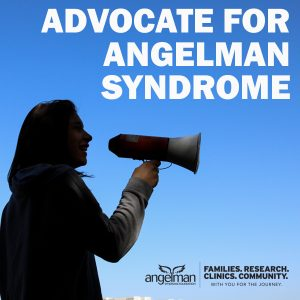 Advocate for Angelman syndrome
