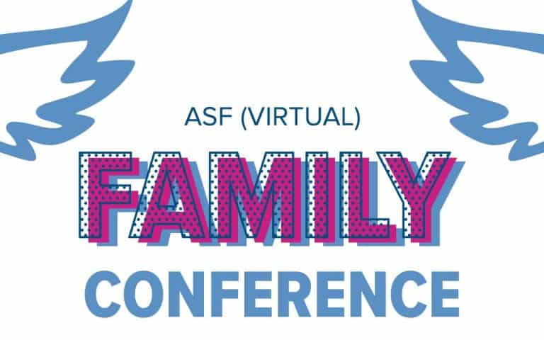 ASF Virtual Family Conference