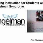 Writing Instructions for Students with AS cover page