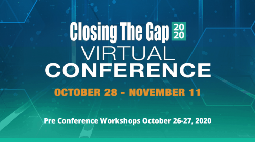 Closing the Gap conference for educators