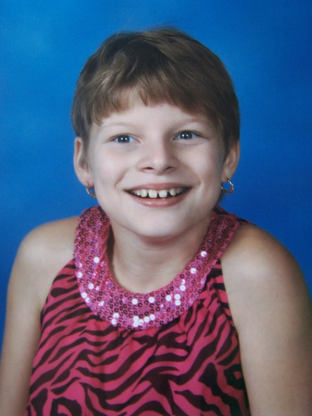 Tatyana Angelee Spidell   Deletion Positive   D.O.B.: 08/07/2001